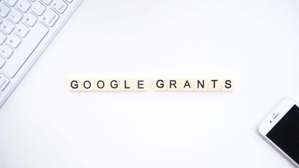 guide for Google grants